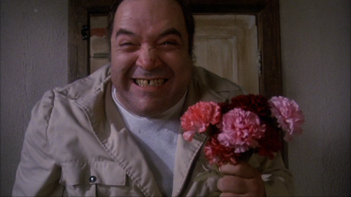 Sam-Raimi-Crimewave-Paul-L-Smith-Faron-Crush-flowers